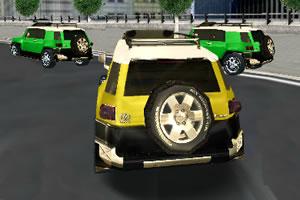 城市吉普车赛