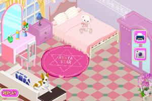 漂亮的房间