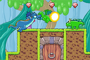 小恐龙和巫师2无敌版