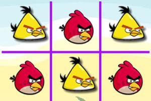 愤怒的小鸟井字棋
