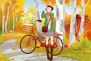 秋天摄影旅行