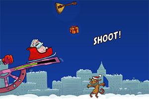 滑射圣诞老人2
