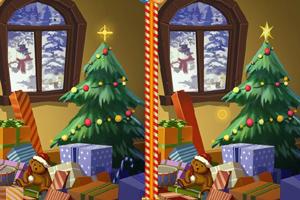 圣诞节快乐找茬
