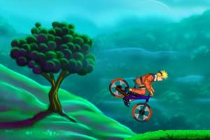 火影自行车