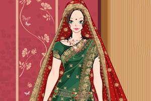 印度民族服饰