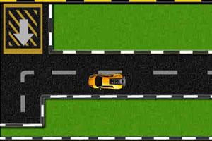 U型赛道停车
