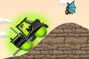 骇客能量卡车