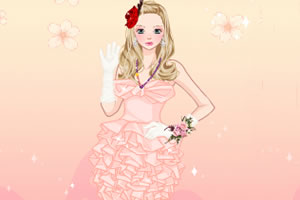 漂亮的公主裙