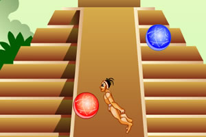 玛雅文明跳跳跳