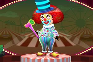 马戏团的小丑