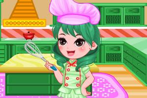 可爱小厨娘