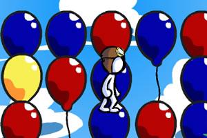 欢乐踩气球