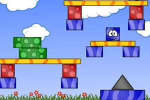 蓝色盒子2选关版