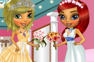 丽萨米娜当伴娘