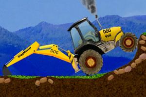 疯狂挖掘机2