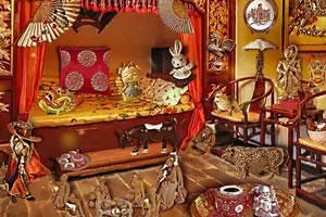 神秘中国古玩店