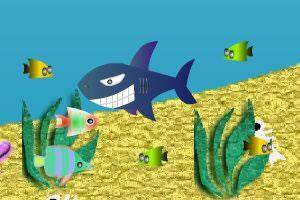 发射大嘴鱼
