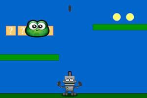 机器人大战青蛙