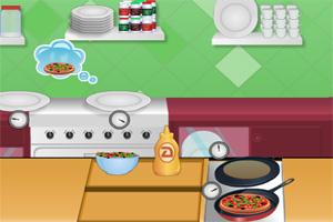 厨房我最大