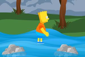 辛普森过河
