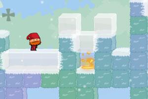 冰块消防员