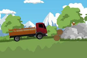林场大卡车