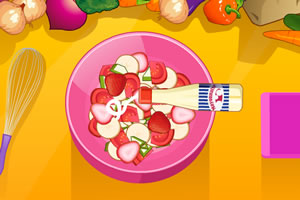 水果沙拉自己做
