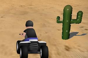 沙漠3d汽车驾驶