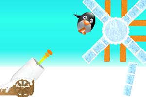 企鹅加农炮