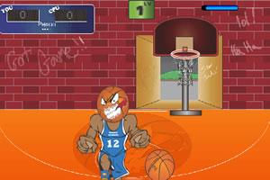 移动篮球2