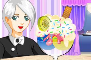 冰淇淋盛宴