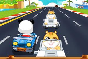 熊猫卡丁车中文版