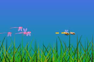 蜜蜂疯狂射击