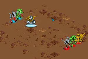 机器人决斗场