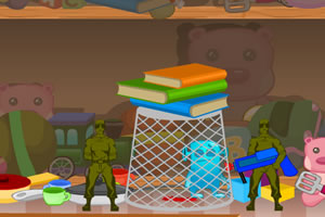 外星人逃离玩具店