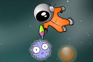 太空侵略战