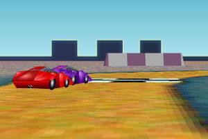3D汽车竞速