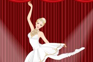 漂亮芭蕾舞者