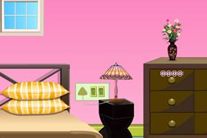 粉色藏宝室
