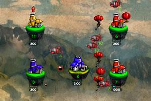 空中城堡防御