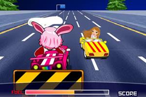 兔女郎卡丁车