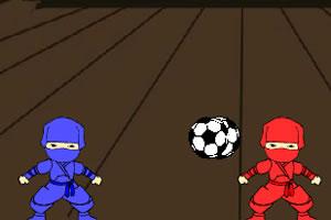 忍者足球对决