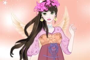 美丽的精灵仙子