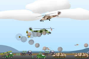 直升机战争无敌版