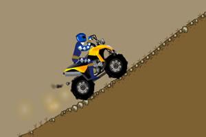 恐龙战队骑摩托