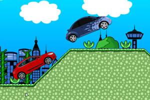小汽车大竞速