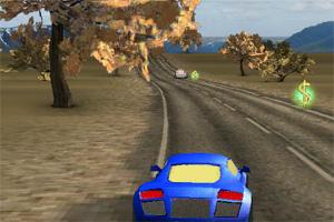 3D山谷赛车