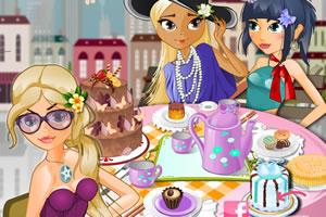 三姐妹茶话会