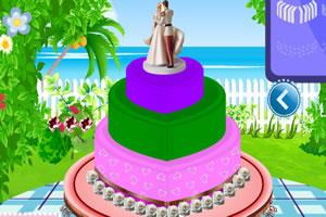 美式婚礼蛋糕