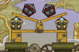 蒸汽变形器加强选关版